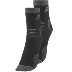 Aclima Running Socks jet black